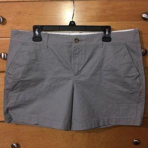 "Gray Everyday 5"" Old Navy Shorts"